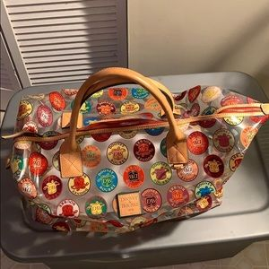 Vintage Dooney Bourke Duffel bag